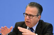 Vokietija šiais metais tikisi 300 tūkst. prieglobsčio prašytojų