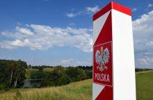 Lenkija renka duomenis apie šalyje esančius užsieniečius