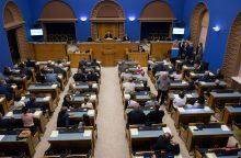 Estijos atstovė Europos Audito Rūmuose kandidatuos į prezidento postą