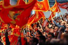 JAV Senatas pritarė Juodkalnijos stojimui į NATO