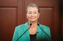Mirė Norvegijos Nobelio komiteto pirmininkė
