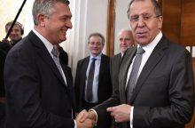 """Rusija susirūpino Latvijos ir Estijos """"nepiliečiais"""""""