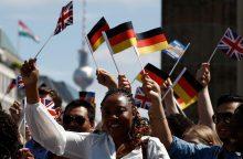 """Artėjant """"Brexit"""" vis daugiau britų gauna Vokietijos pilietybę"""