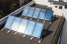 Gyventojai jau gali kreiptis dėl paramos atsinaujinančiai energetikai