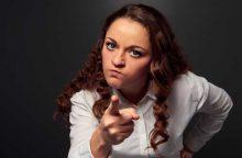 Moterų konfliktas uostamiesčio bare: klientė sužalojo darbuotoją