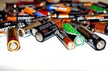 Įvardijo pagrindinius baterijų ir jų vartotojų skirtumus