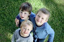 Išmokos vaikams nuo sausio gali didėti iki 60 eurų