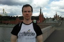 Rusijos teismas panaikino nuosprendį opozicijos aktyvistui I. Dadinui