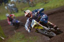 Lietuvos motociklininkas A. Jasikonis gavo karjeros šuolio galimybę