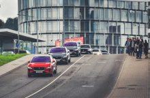 """Jaguar I-Pace"" – Europos metų automobilio titulas"