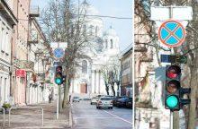 Ar naujovė Kaune palengvins vairuotojų gyvenimą?
