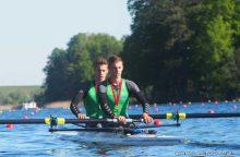Trys lietuvių įgulos pateko į Europos jaunių čempionato finalus