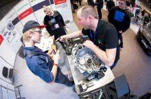 Geriausi automechanikai varžysis Lenkijoje
