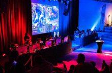"""Žaibiškai populiarėjantis e.sportas atkeliauja į """"#SWITCH!"""" konferenciją"""