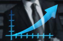 Ekonomikos temperatūra: perkaitimo ženklų dar nėra, bet ji pamažu kyla