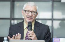 Darbo rinkos klausimais premjerui patarinės B. Gruževskis