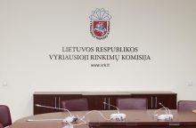 VRK neregistravo L. Radzevičiūtės kandidate į Seimo nares
