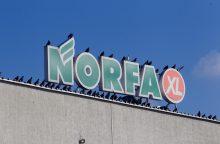 """Našiausiai triūsia """"Norfos"""" darbuotojai"""