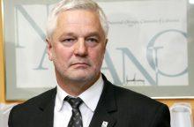 Prokurorė: V. Matuzą išteisinę teismai neatsižvelgė į netiesioginius bylos įrodymus
