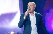 Dainininko E. Sipavičiaus flirtas nustebino net visko mačiusį J. Nainį