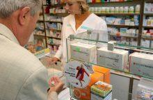 Ekspertai: valstybinis vaistinių tinklas nesumažins vaistų kainų