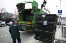 Naujas atliekų tvarkymo mokestis Vilniuje – nuo liepos
