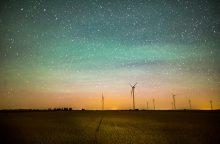 Iš žaliosios energijos gaminamos elektros generacija Lietuvoje auga šuoliais
