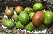 Populiariausi produktai lapkritį: atpigę avokadai pralenkė mandarinus