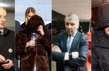 Teisėjų korupcijos byla: paaiškėjo, kiek advokatų leista suimti