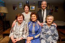 Kauno žydų bendruomenė nepamiršta gelbėtojų