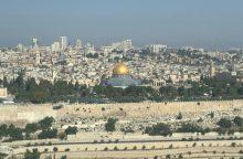 """Izraelis nebeišduos vizų """"Human Rights Watch"""" darbuotojams"""