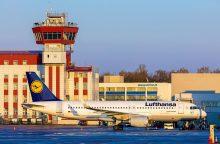 """""""Lufthansa"""" švenčia savo pirmojo skrydžio į Vilnių 25-metį"""