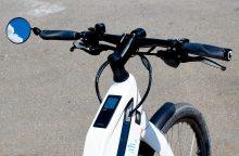 Neblaivus vairavęs vyras išteisintas, nes vairavo ne mopedą, o elektrinį dviratį
