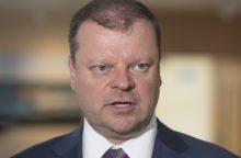 Premjeras: valdantieji turėtų pritarti mokesčių reformai