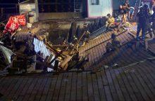 Ispanijoje per muzikos festivalį sugriuvo pakyla: sužeista daugiau nei 300 žmonių