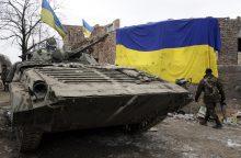 L. Linkevičius: saugumo situacija Rytų Ukrainoje negerėja