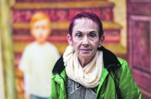 B. Shirin: išvykusi iš Kauno verkdavau kasnakt