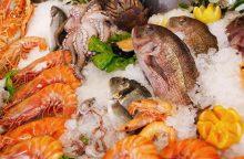 Pernai uždrausta realizuoti per 1 900 tonų maisto produktų