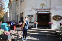 Trakuose – pirmasis Lietuvoje šokolado muziejus