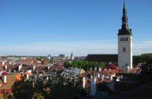 Rusija grasina Estijai neratifikuoti sienos sutarčių
