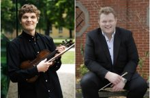 Kauno miesto simfoninis orkestras pristato bičiulius iš Norvegijos