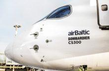 """Šiemet """"airBaltic"""" planuoja užsakyti dar apie 20 lėktuvų"""