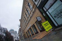 Pastatų fasadų tvarkymui Kaunas skirs beveik milijoną