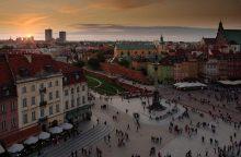 Lenkijoje vyksta Baltijos ir Skandinavijos šalių gynybos komitetų forumas
