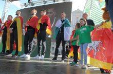 """R. Petrauskas apie """"Žalgirio"""" žygį Europoje: su šiuo sezonu niekas nesibaigia"""