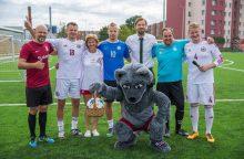 Žinomo žurnalisto atminimo turnyre – lietuvių triumfas