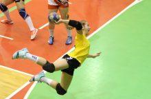 J. Grinbergo atminimo turnyro starte – dvi lietuvių pergalės iš trijų galimų