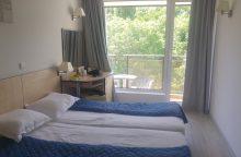 Akibrokštas: Šveicarijos viešbutyje žydams liepta nusiprausti