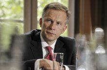 Latvijoje sulaikytas centrinio banko prezidentas