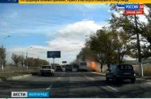 """Latvijos kabelinės televizijos operatoriams – įspėjimas dėl """"Rossija 24"""" turinio"""